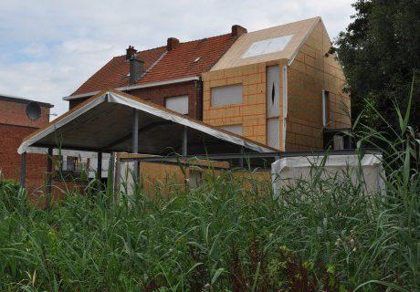 Een Nieuwbouwproject in Boom