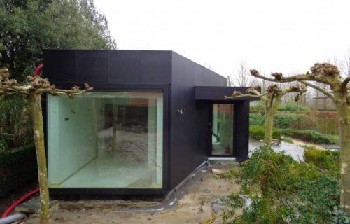 Poolhouse in Kortrijk